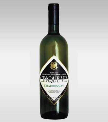 Cinque Vie Chardonnay – IGT Toscana